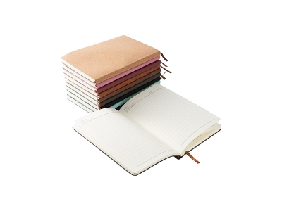 Engraving Leather Notebook(14.7*21cm)