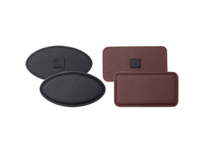 Engraving Leather Name Badge (8.3*4.5cm)